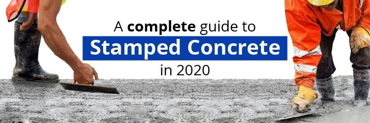 A complete guide to stamped concrete in 2020